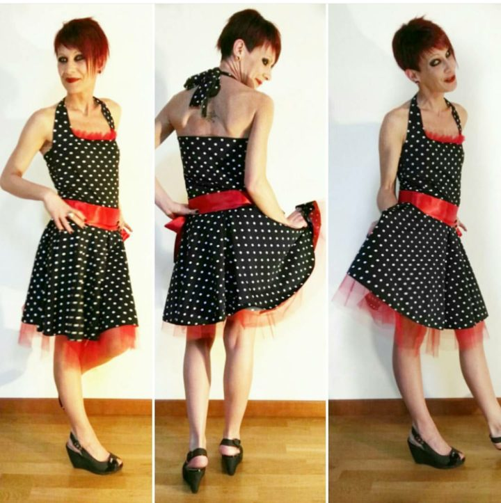 VESTITO PIN UP 2